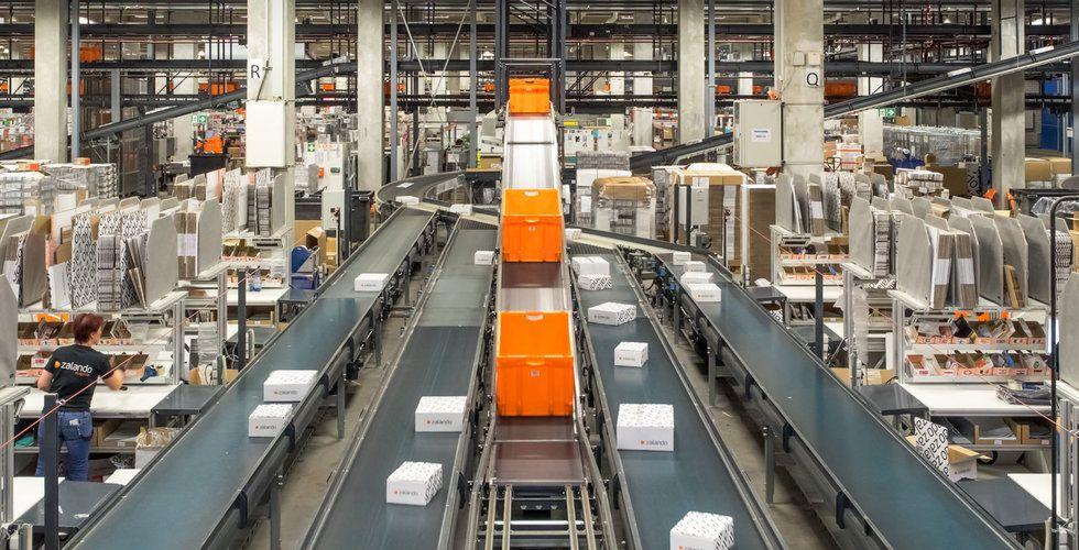 Breakit - Zalando bygger nytt distributionscenter