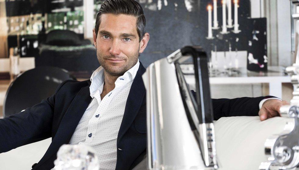 Glasklar idé ger klirr i kassan för hans småländska e-handelsraket