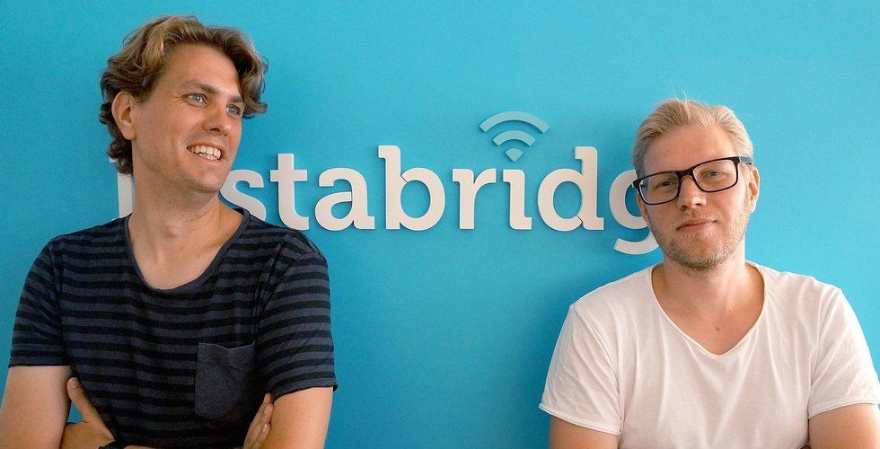 Wifi-startupen Instabridge i konkurs