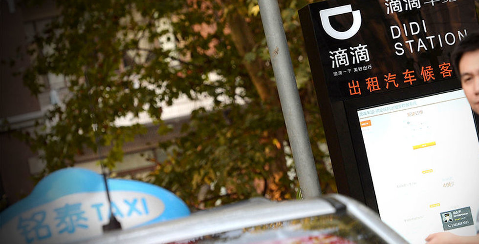 Didi Chuxing-chefer får böter efter mordet på två kvinnor