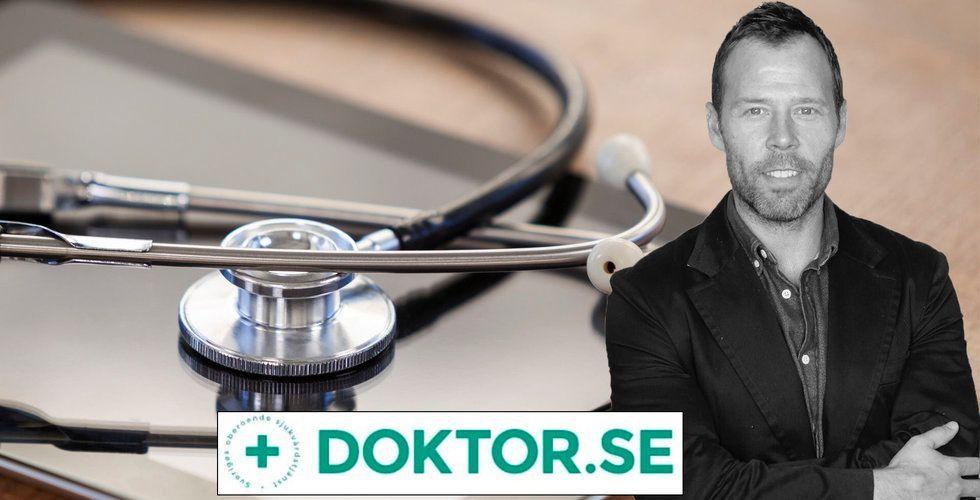 Doktor.se gjorde vård gratis på nätet – men det blev ingen boom