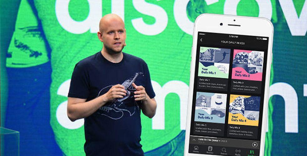 Breakit - Spotifys evighetslånga spellistor ska snärja lata musikälskare