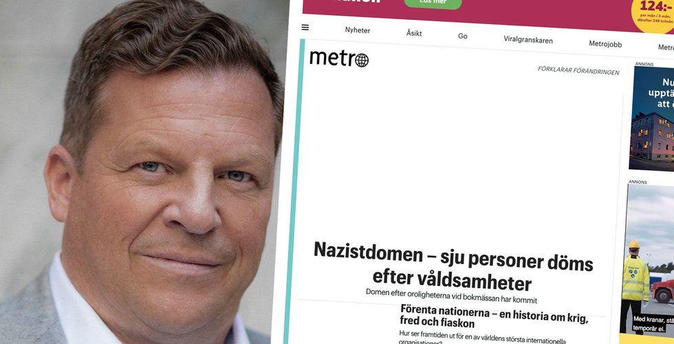 Metro.se har inte uppdaterats på två veckor – är nyhetssajten helt död nu?