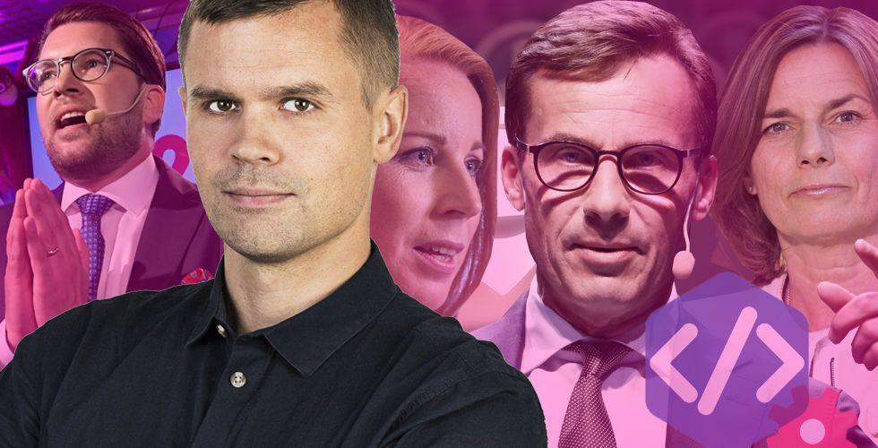 Jag frågade Facebooks Sverigechef om våra politiker ska få ljuga i annonser – han sa ja