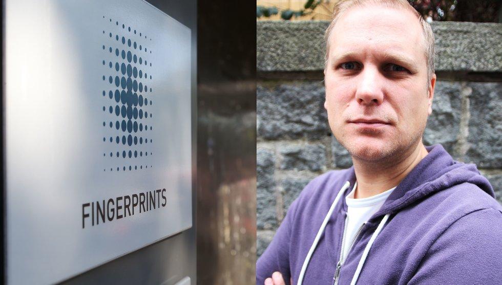 Därför kan succén Fingerprint Cards slukas av en utländsk jätte