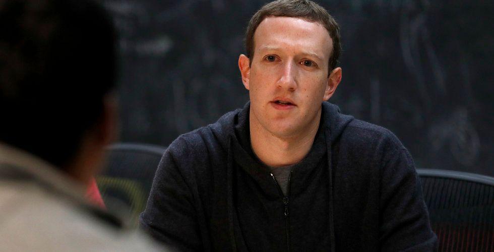 Mark Zuckerberg ska vittna inför kongressen under nästa vecka