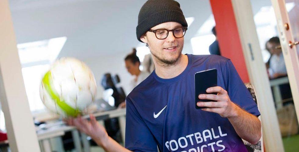 Football Addicts dissar riskkapital - men Creandum får köpa in sig