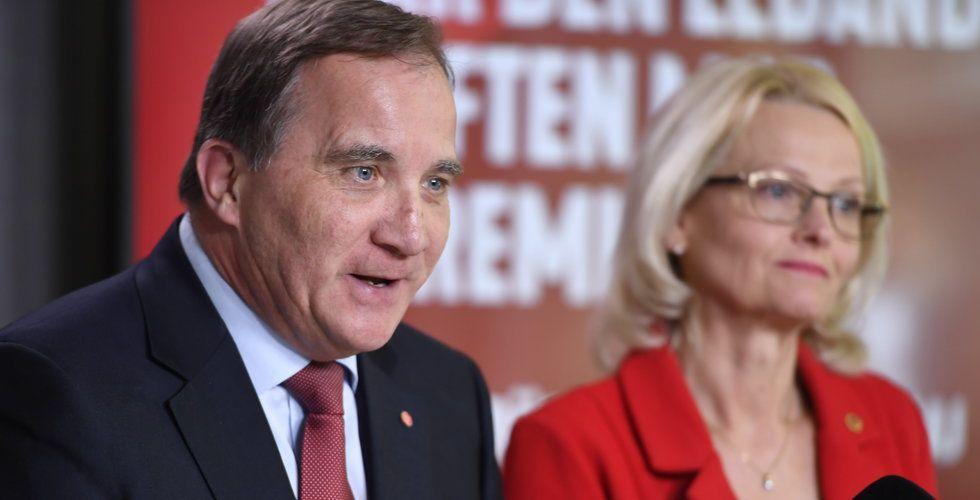 Socialdemokraterna i GDPR-trubbel efter massutskick – mitt på valdagen