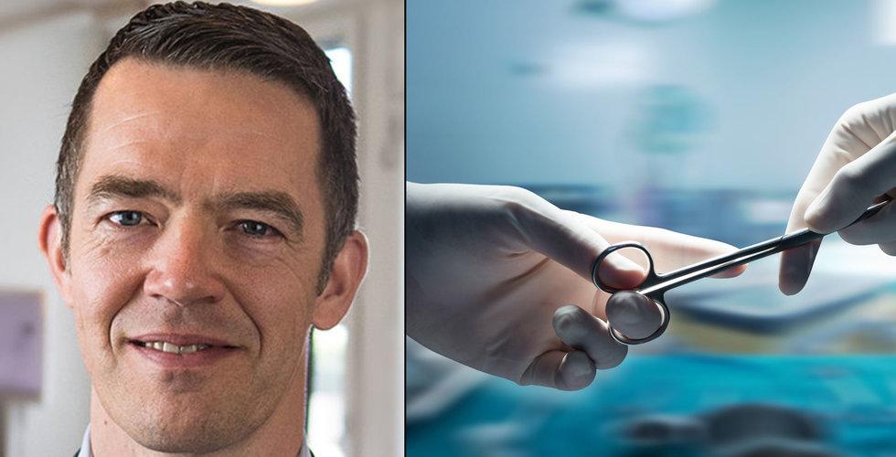 Surgical Science laddar för börsen – genomför nyemission