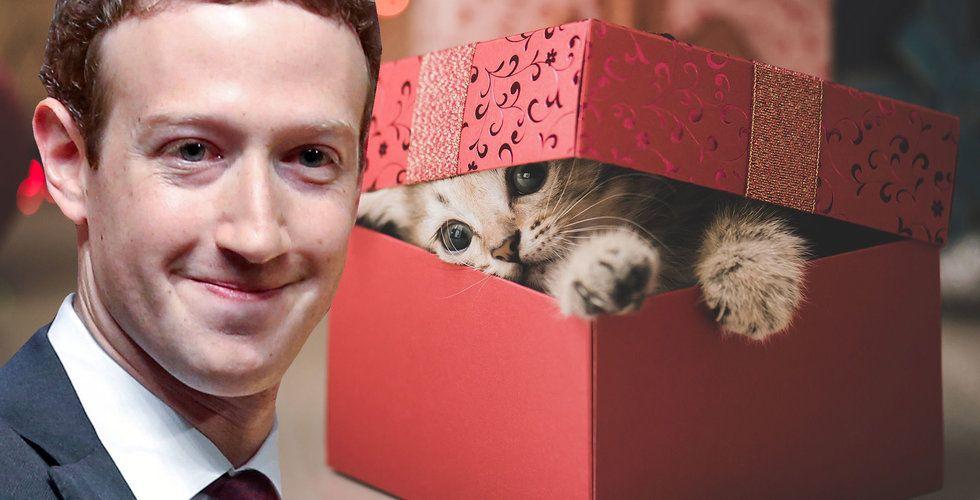 Breakit - Mark Zuckerberg gav precis en fet present till våra lokaltidningar