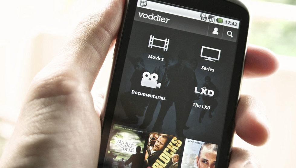 Breakit - Filmtjänsten Voddler i akut ekonomisk kris