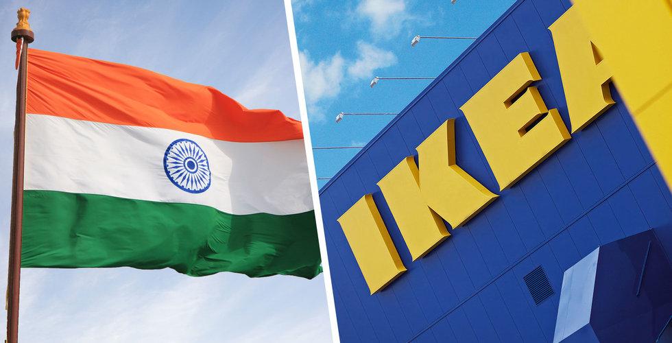 Ikea invester i indisk startup