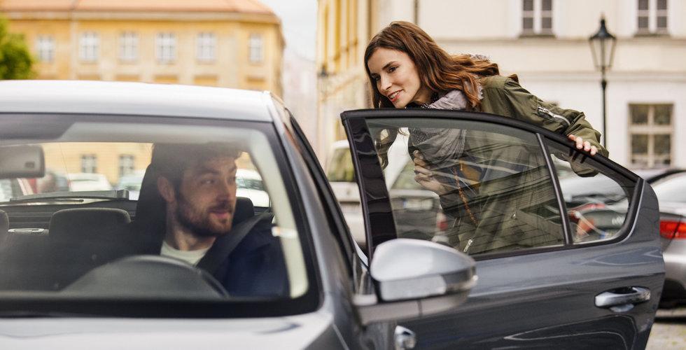Uber erbjuder mer än 1 miljard euro för köp av taxitappbolag