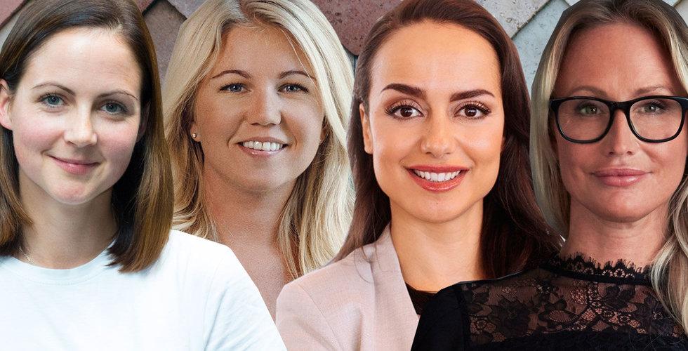 Tung lista: Här är 62 kvinnliga ledare som vi inspirerats av under året