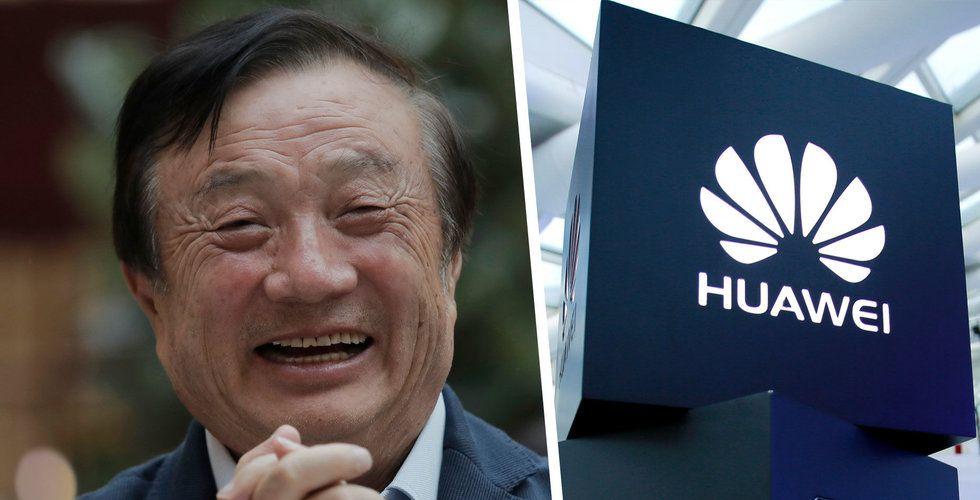 Huawei efter Trumps svartlistning – förlorar bara 100 miljarder