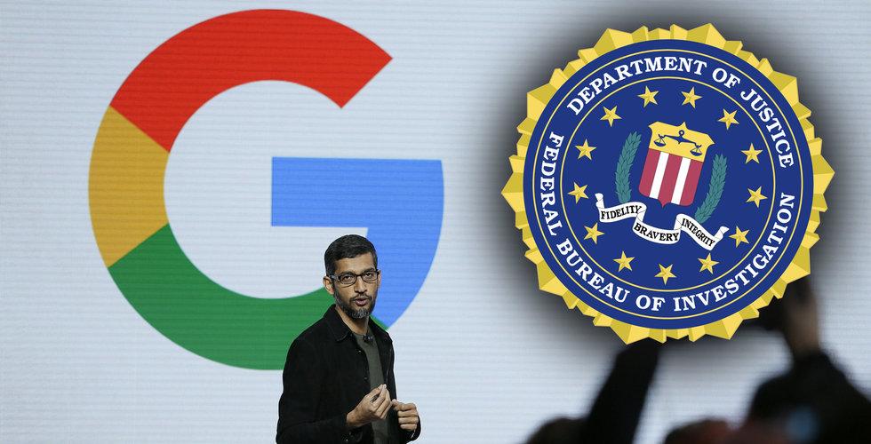Breakit - Google överklagar dom – vill inte lämna ut mejluppgifter utanför USA