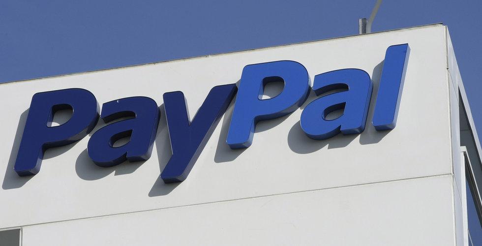 Breakit - Paypal tar kliv mot traditionell bankverksamhet