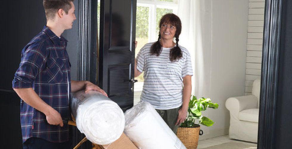 Ikea köper in sig i danska logitiskbolaget Mover – satsar på last mile