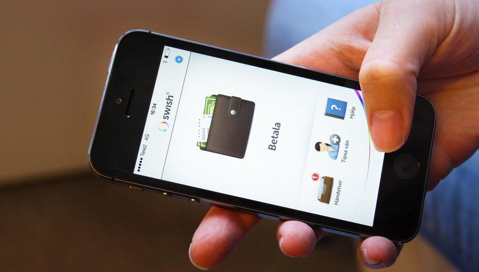 Breakit - Bankernas app Swish fortsätter att vinna mark – uppe i tre miljoner användare