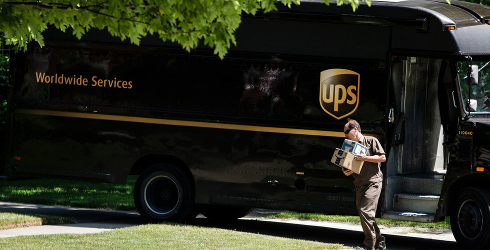 Breakit - UPS omvandlar 1 500 fordon i New York till eldrift