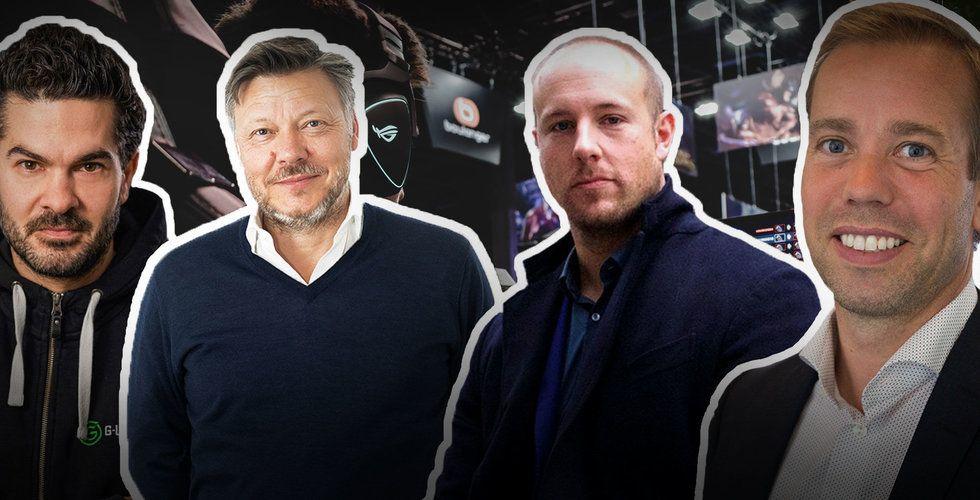 """Trots hajpen – få tjänar pengar på e-sport: """"Vi ska titta framåt"""""""