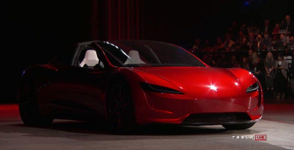 Breakit - Det skulle bli en lastbil – då överraskade Elon Musk och Tesla alla
