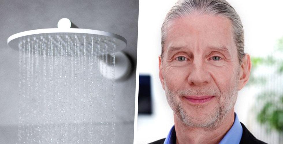 Zennströms skånska duschsuccé ökar takten – värvar Izettle-veteran