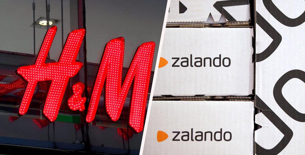 Så snabbt växer Kinneviks e-handelsjätte Zalando