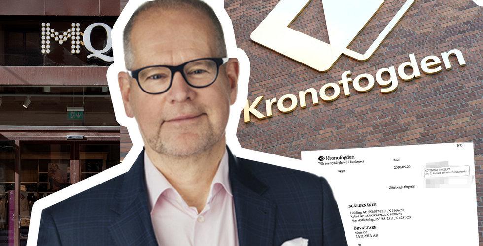 MQ:s konkursförvaltare anses jävig –byts ut