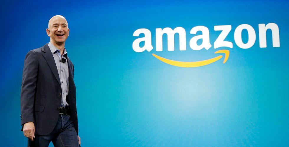 Ökar takten i Sverige – Amazon bygger tre datacenter nästa år