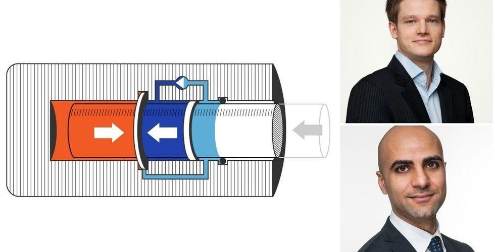 Svensk startup får raketbränsle från Obamas energisatsning