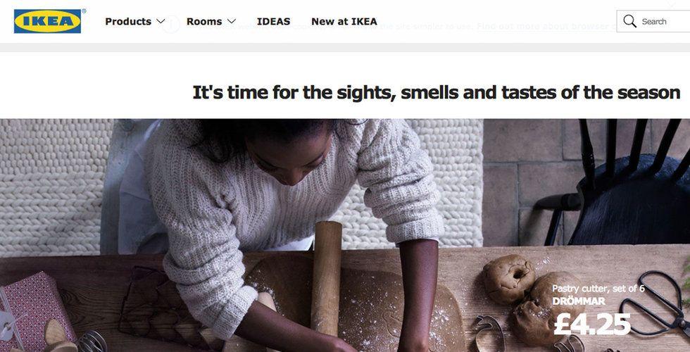 Breakit - Ikeas e-handel firar triumfer i Storbritannien