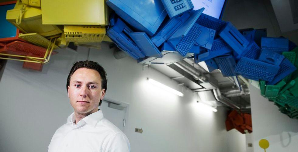 Breakit - Sverigechefen lämnar Google - efter mindre än två år på posten