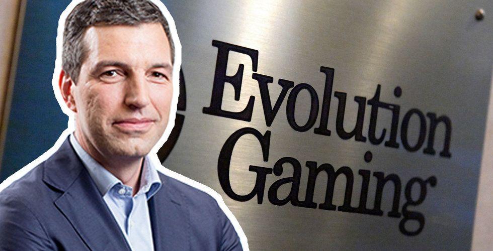 """Evolution Gaming efter turbulensen: """"Betalar marknadsmäsiga löner"""""""