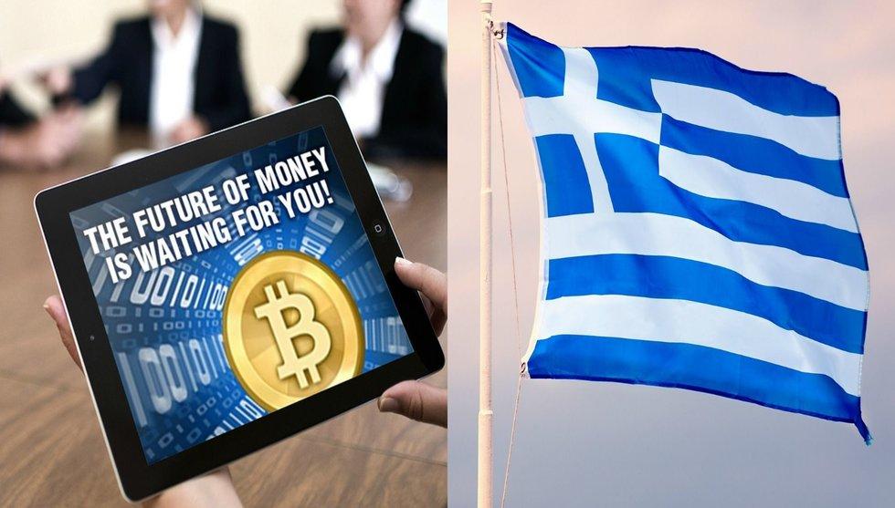 Breakit - Efter uppgörelsen med Grekland – nu faller bitcoin fritt