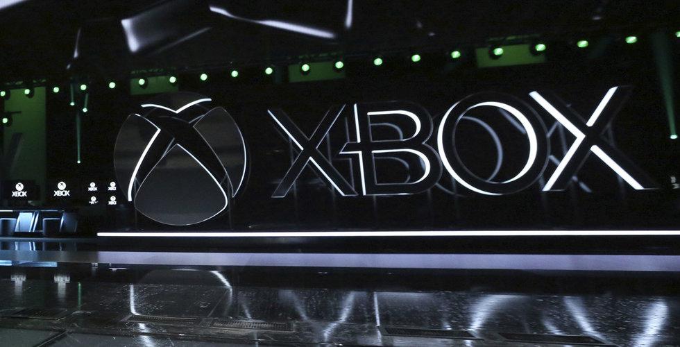 Då lanseras Xbox X