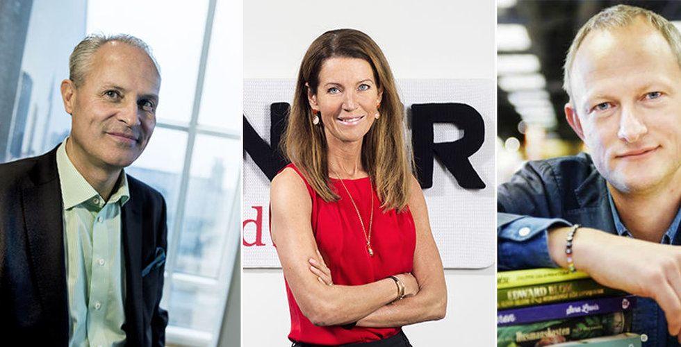 Mediejätten Bonnier styckas upp – ägaren öppnar för utförsäljning