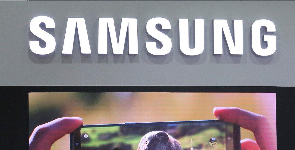 Samsung Galaxy S9 lanseras i februari