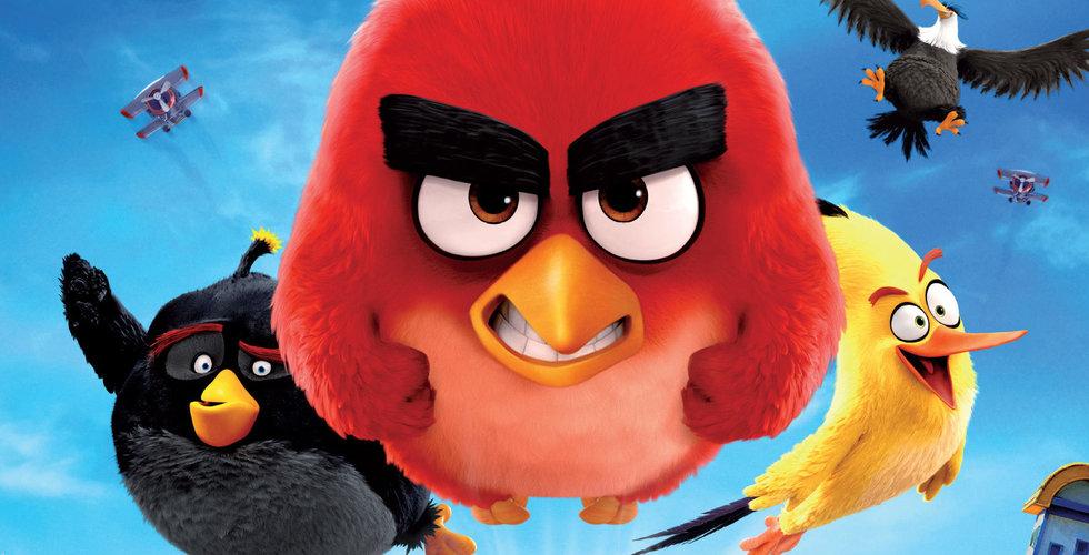 Då släpper Rovio Angry Birds 2 – hoppas på ny miljlardsuccé