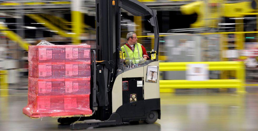 Breakit - Amazon vill pressa leverenstiderna till en timme med 1300 nya lager