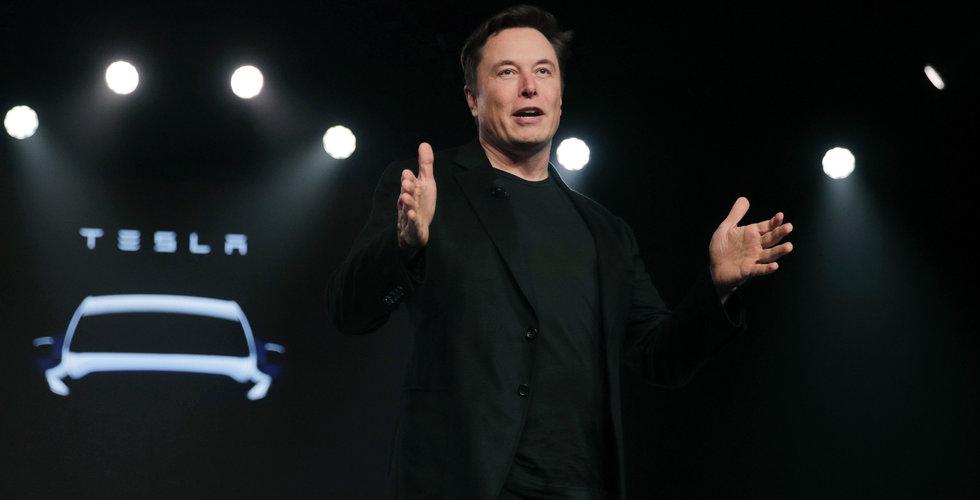 Volkswagens elbilsproduktion kommer gå om Teslas nästa år