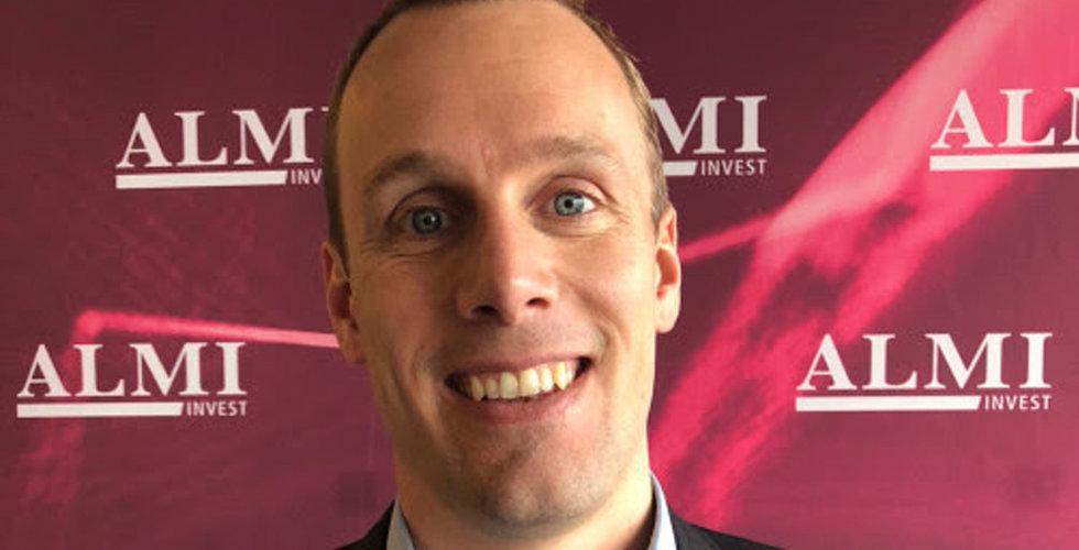 Techprofilen lämnade – nu tar Marcus Boijemyr över Almi Invests tyngsta fond