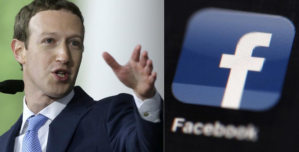 Ökad användning av Facebook efter Cambridge Analytica-skandalen
