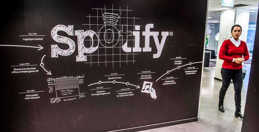 Spotify jobbar med ny app för Googles klocka