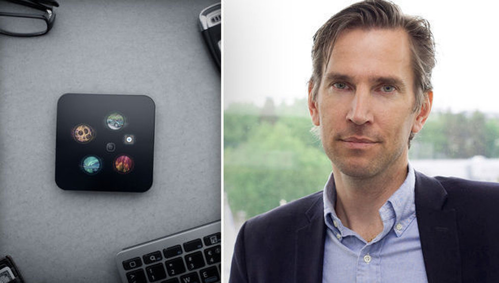 Amerikansk elektronikjätte inleder samarbete svenska WSI