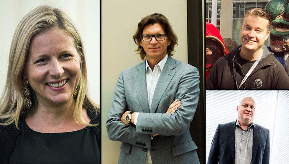 Breakit - 29 techprofiler som platsar på listan över Sveriges miljardärer