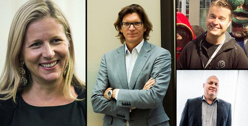 29 techprofiler som platsar på listan över Sveriges miljardärer
