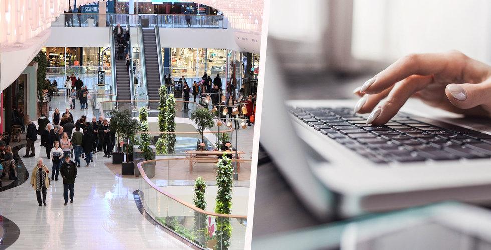 """Breakit - Köpcentrum kan bli e-handelns nästa offer: """"Särskilt utsatta"""""""