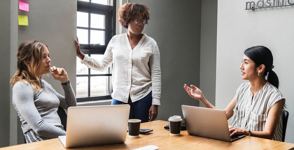 Coworking tar över i Stockholm – har ökat med över 900 procent på åtta år