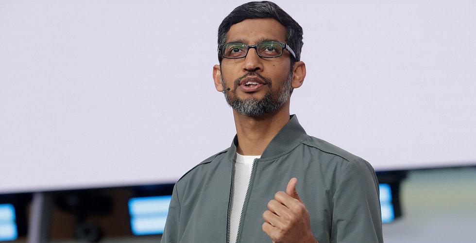 Google ska investera 32 miljarder på datacenter i Europa